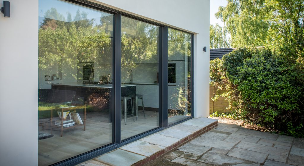 Bespoke timber & alluminium windows & doors